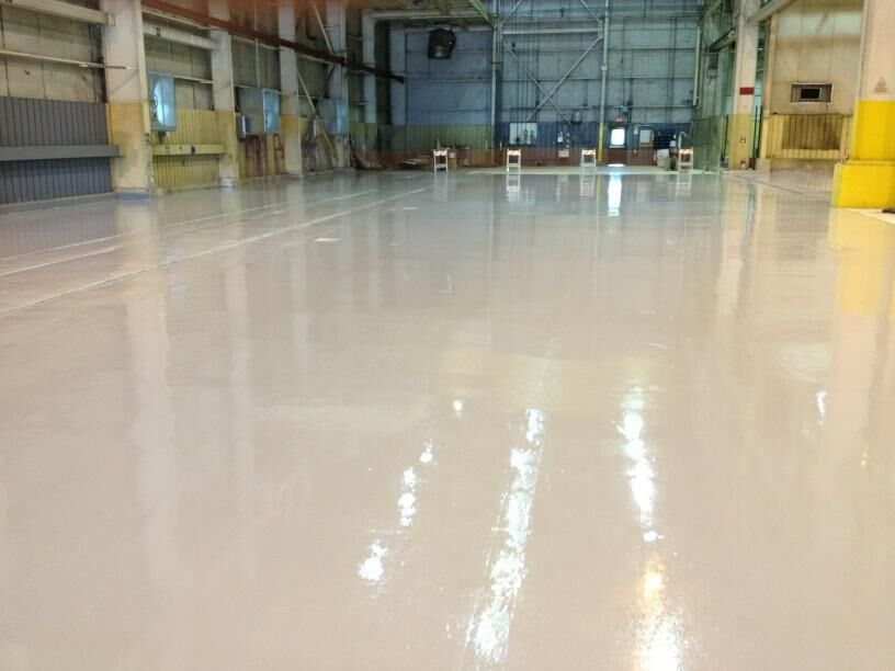 commercial floor coatings Nashville