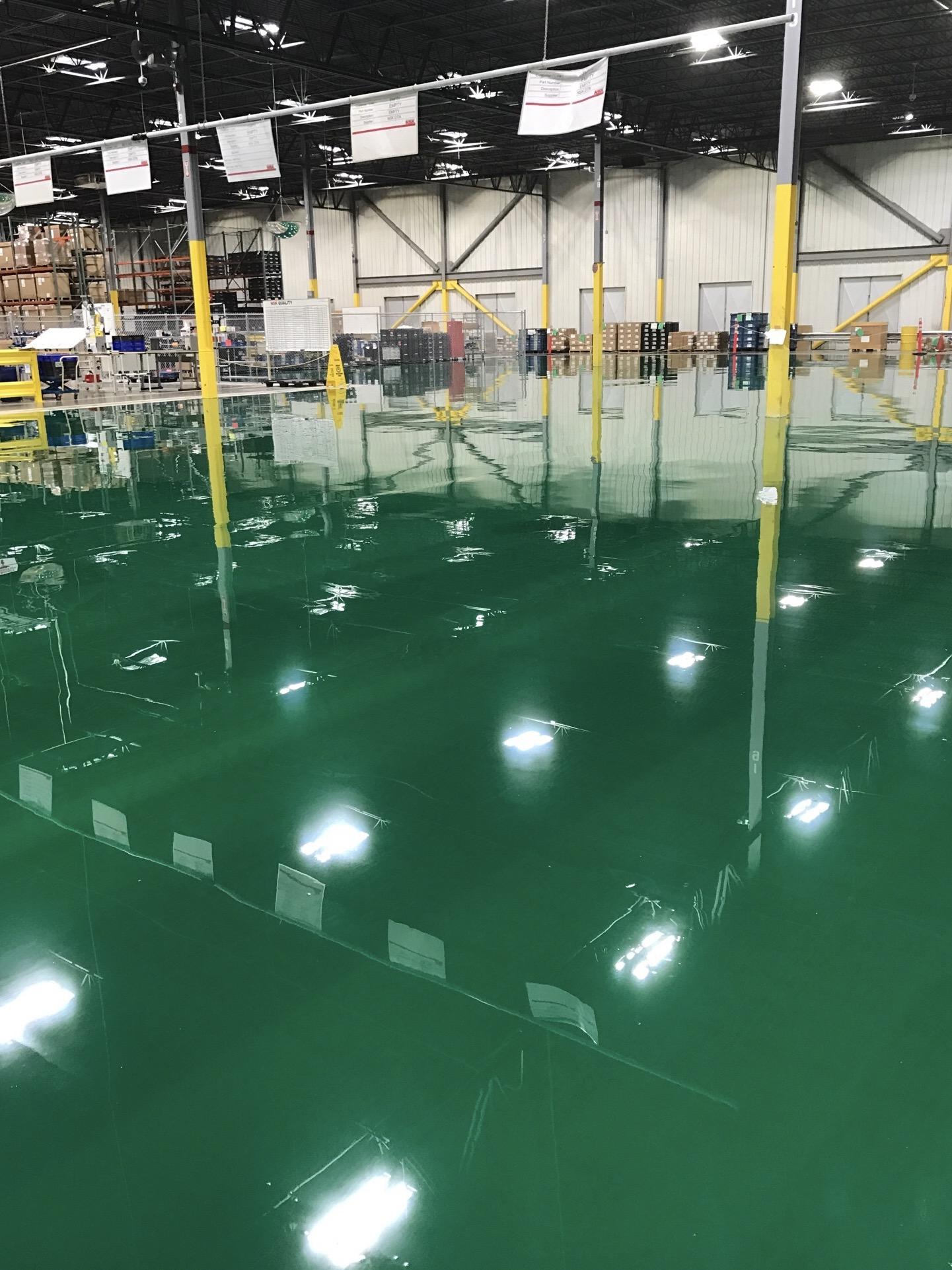 industrial floor coatings Jackson
